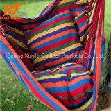 Schneller im Freien hängendes Seil-Hängematten-Stuhl-Schwingen-Sitz für irgendwelche Innen- oder im Freienplatz