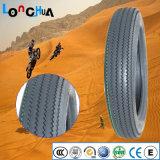 Pneu da motocicleta da alta qualidade da fonte da fábrica do pneumático de Longhua (3.50-10)