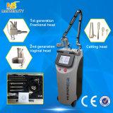 Professinoal Schönheits-Gerät beweglicher HF-Bruch-CO2 Laser mit vaginalem