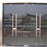 Стекло двери безопасности, стекло прозрачной пленки от он-лайн стекла