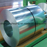 el cinc de la identificación de la bobina de 508m m cubrió el acero/el molino directo galvanizado del acero