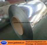 規則的なコイルのスパンコールによって電流を通される鋼板