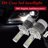 H4 universal, H7, linterna del coche LED del poder más elevado H11