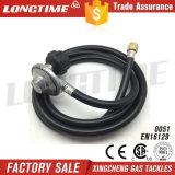 Regulador de pressão certificado CSA do gás do LPG do propano da baixa pressão