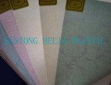 Cuir décoratif de PVC, cuir de capitonnage de PVC