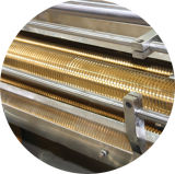 自動プラスチックコップの端の再生利用できるカール機械(DHJBJ-120)