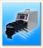 의학을%s Bt100f-1 8 채널 통신로 지적인 분배 연동 펌프