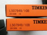 Cuscinetto a rullo del cono del cuscinetto di L507949/10b Timken L507949/L507910b