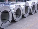 Bobine en acier galvanisée plongée chaude galvanisée précise de bobine de paillette zéro de Dx53D Z100 d'application en acier de toiture