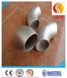 Garnitures de pipe d'acier inoxydable coude de 180 degrés