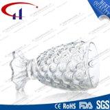 160ml 새로운 물고기 모양 디자인 유리제 맥주잔 (CHM8025)