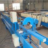 La bajada de aguas cuadrada lamina la formación de la máquina