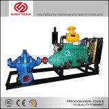 8inch de diesel Pomp van het Water voor Irrigatie met Aanhangwagen/Weerbestendige Luifel