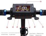 самоката пинком колес 8inch 2 самокат электрического стоящего складной франтовской миниый с СИД