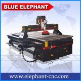 Legno della Cina 1325, MDF, acrilico, router di legno di alluminio di CNC 3D a Jinan