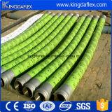 5 pulgadas - alto manguito 85bar del concreto reforzado del alambre de acero de la presión