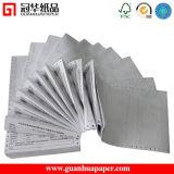 Papel sin carbono continuo de la NCR de la alta calidad de copia de la computadora de papel del papel