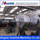 HDPE Thin Wall Jacket Pipe aislado tubo de aceite que hace la máquina