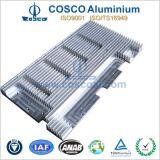 CNCの機械化を用いるアルミニウム脱熱器(証明されるISO9001)