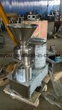 Máquina do fabricante da manteiga de porca da amêndoa do amendoim do alimento do aço inoxidável