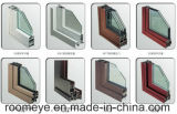 Удар Windows Windows урагана Китая оптовый/окно Casement термально пролома алюминиевое (ACW-001)