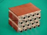 Refrigerador marina del motor, cambiador de calor del motor diesel