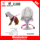 TierShape Dog Clothes Pet Harness mit Hat (YL83487)