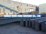 Edificio de acero prefabricado del precio bajo de la alta calidad (PEB-012)