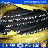 Hydraulischer Hochdruckschlauch En857 2sc