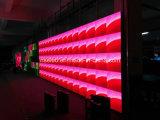 Visualizzazione esterna della visualizzazione di LED P5.95 grande video