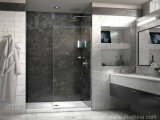 ANSIによって証明される緩和されたガラスのシャワー・カーテン