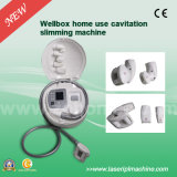 Cavitation d'utilisation de maison de vide de Ls06 Wellbox rf amincissant la machine