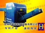 Máquina de estaca de Rags da máquina de estaca de pano do desperdício da máquina de estaca da fibra da máquina de processamento da fibra