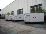 124kw/155kVA mit Perkins-Energien-leisem Dieselgenerator für Haupt- u. industriellen Gebrauch mit Ce/CIQ/Soncap/ISO Bescheinigungen