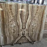 Wundervoller China-Splitter-Drache-Marmor-Platte-Stein