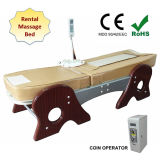 Coin elettrico o Bill Operated Vending (Rental) Jade Massage Bed