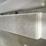 Плитки PVC дешевого цены водоустойчивые для потолка дома и украшения стены (RN-51)