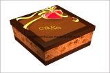 Het afgedrukte Kosmetische Vakje van de Gift van het Document van het Karton van het Parfum Verpakkende