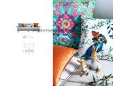 Sofá moderno de la tela de la manera del estilo americano de la sala de estar