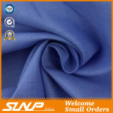 Il tessuto di tintura cotone/della tela per la maglietta ansima la tessile dell'indumento