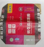 Bolsa de papel de múltiples capas de Kraft para el mortero seco
