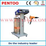 Macchina di rivestimento della polvere con il sistema di ripristino nella riga di rivestimento della polvere