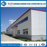 Oficina de aço do aço do armazém do edifício claro da construção de aço do calibre