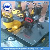Шинопровод CNC медный обрабатывая машину вырезывания пробивая