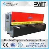 Máquina de corte do CNC/tesoura hidráulica da guilhotina
