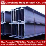 Warm gewalzter Träger des Fluss-Stahl-H hergestellt in China