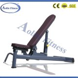 Multiajustables Banco / Banco de ejercicio Gym Equipment