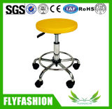 Ergonomisches Durable Adjustable Laboratory Chair mit Foot Ring