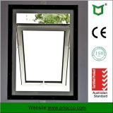 Doppeltes glasig-glänzendes Aluminiumgehangenes Spitzenfenster
