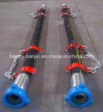 Boyau en caoutchouc hydraulique à haute pression de perçage rotatoire d'api 7k/boyau de boue/boyau de vibrateur